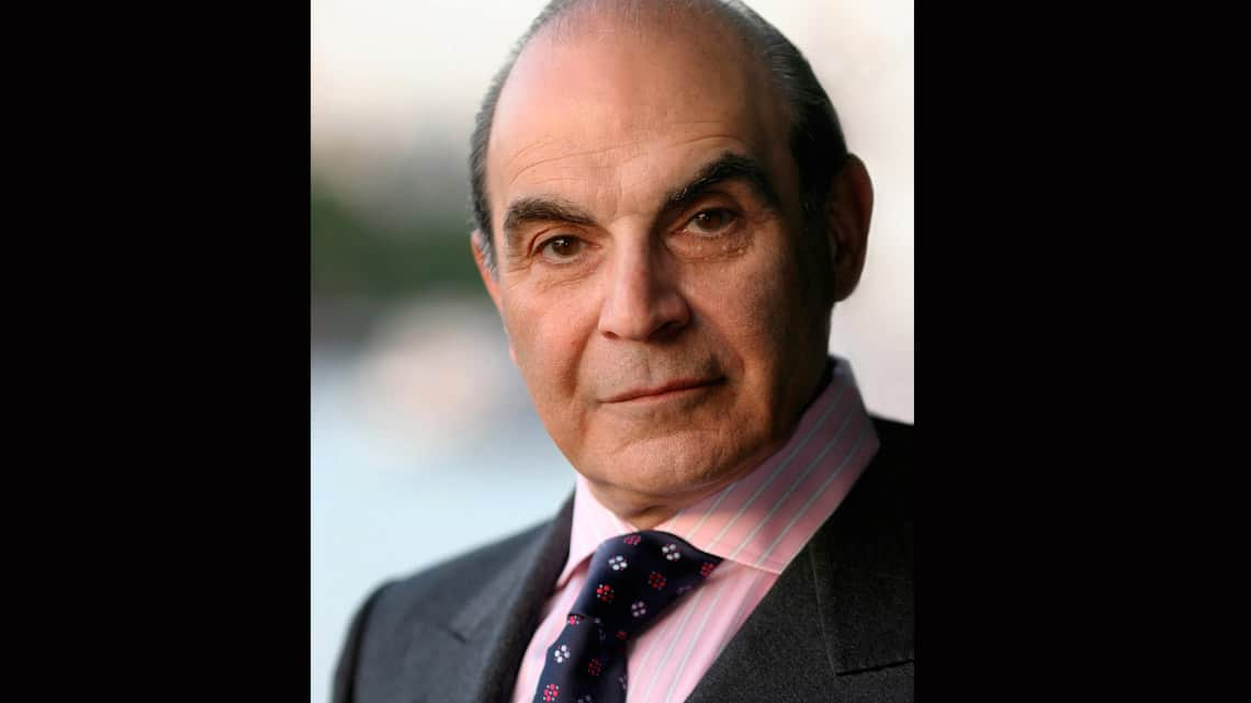 David Suchet to play Lady Bracknell