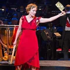Emma Thompson in Sweeney Todd