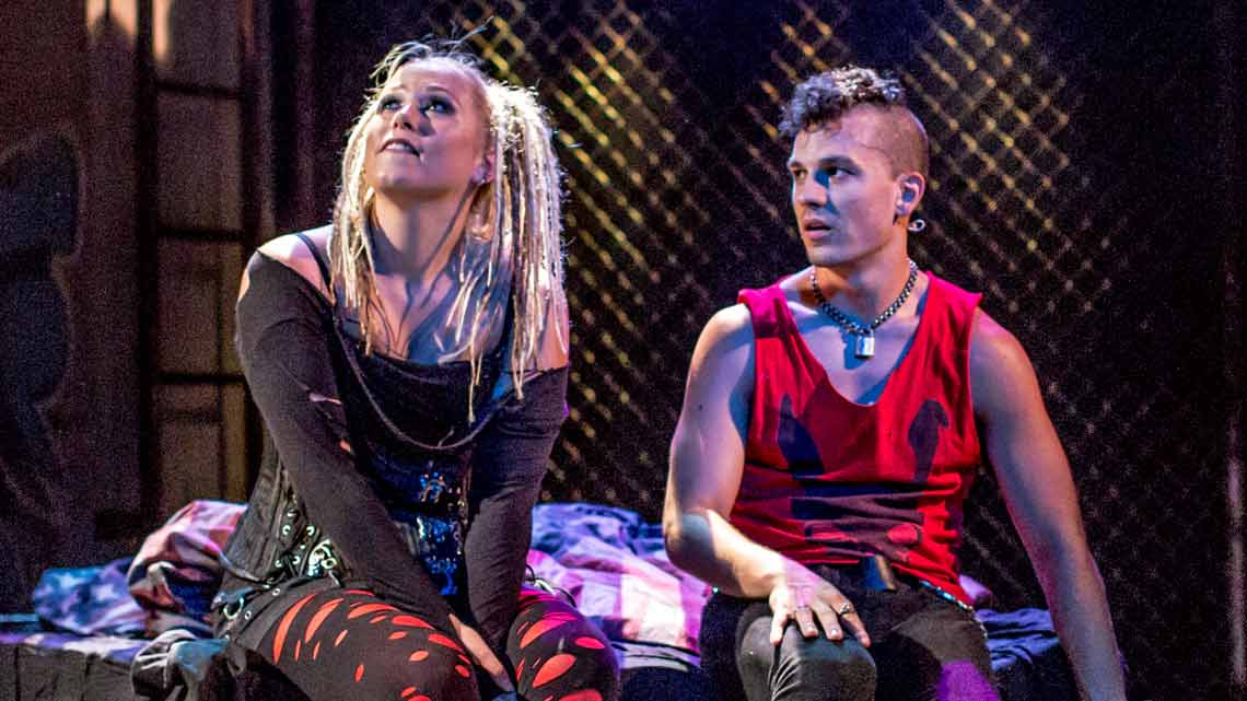 American Idiot | Arts Theatre | American Idiot at the Arts Theatre
