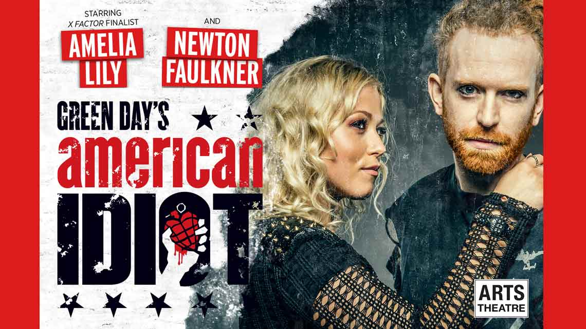 | American Idiot at the Arts Theatre