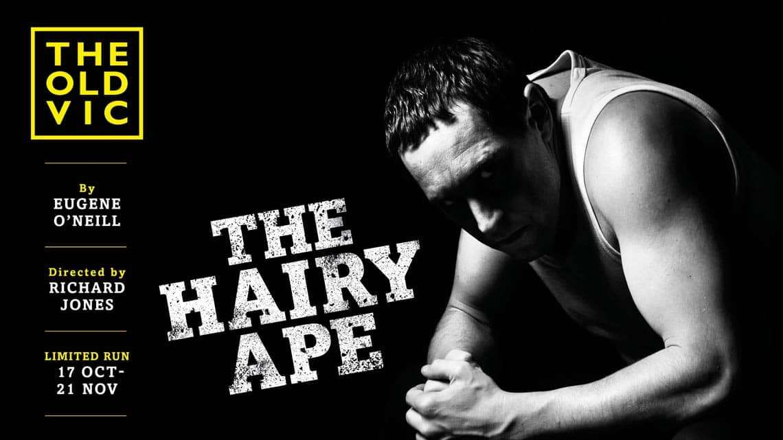 | Production photos: The Hairy Ape starring Bertie Carvel