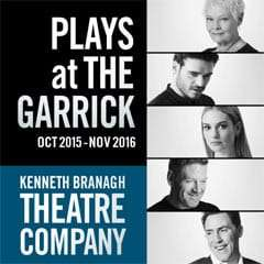 Kenneth Branagh Season - Plays at The Garrick