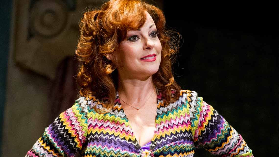 Ruthie Henshall in Billy Elliot | Billy Elliot at the Victoria Palace Theatre
