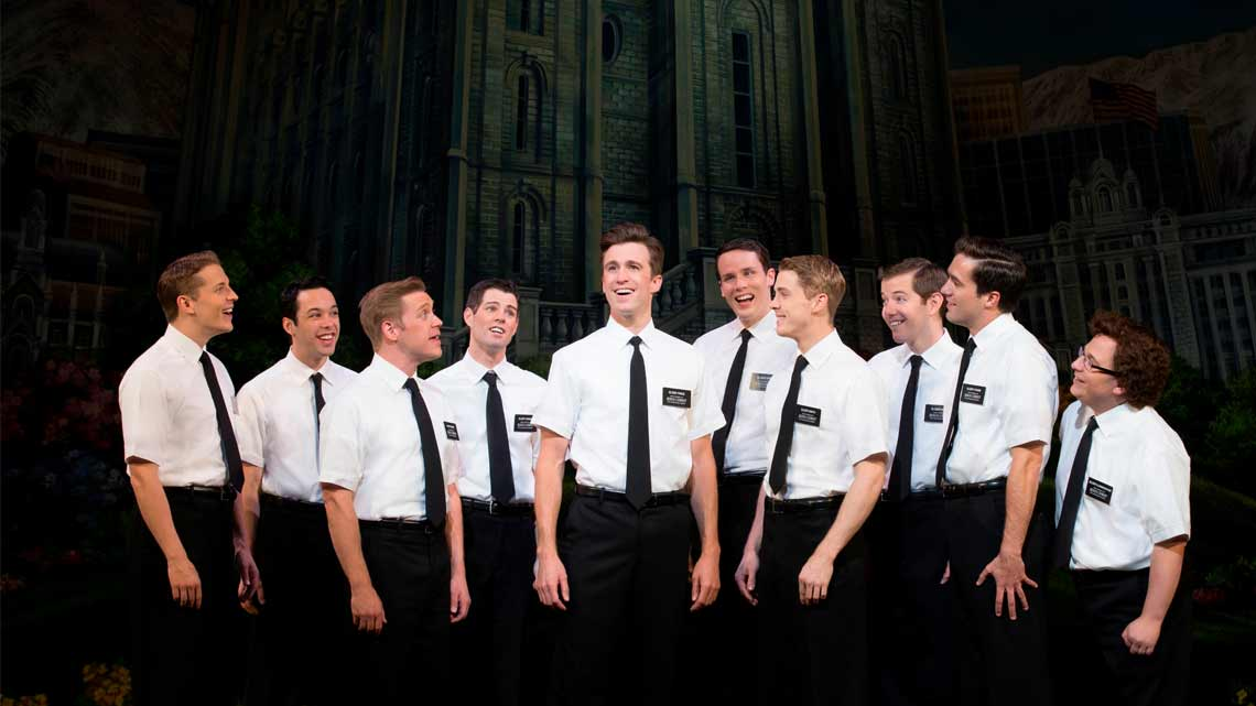 The Book of Mormon | The Book of Mormon at the Prince of Wales Theatre, London
