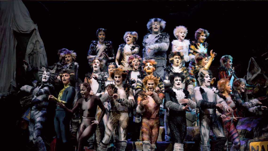 CATS | CATS at the London Palladium