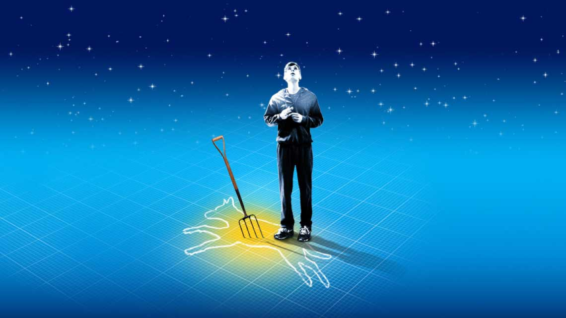 The Curious Incident of the Dog in the Night-Time | The Curious Incident of the Dog in the Night-Time at the Gielgud Theatre