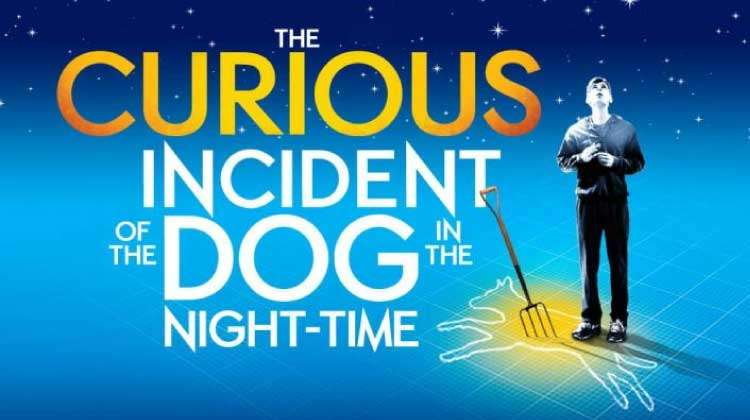 | The Curious Incident of the Dog in the Night-Time at the Gielgud Theatre