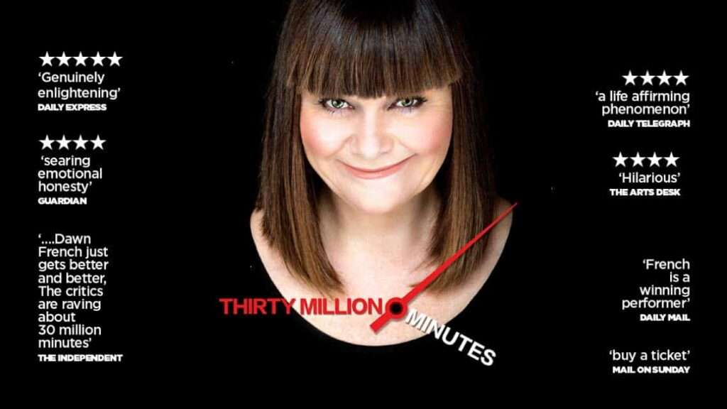 Dawn French in Thirty Million Minutes