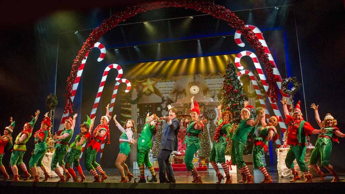 Elf The Musical | Elf The Musical – Christmas 2015