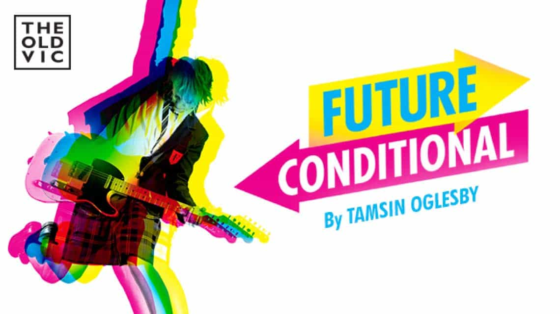 Future Conditional | Future Conditional starring Rob Brydon at the Old Vic