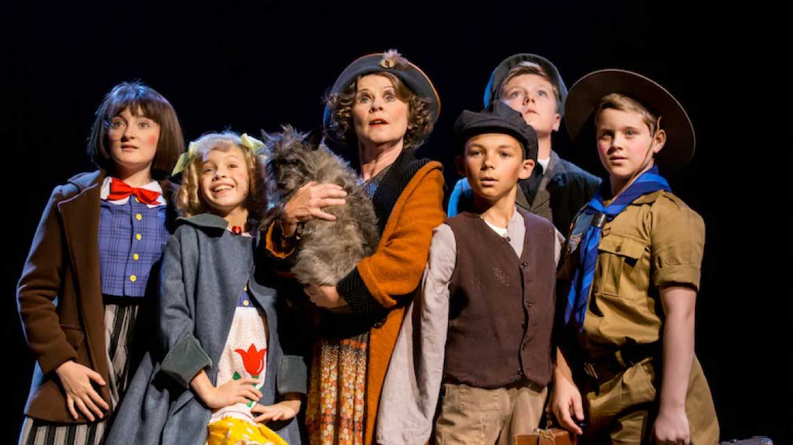 Gypsy | Gypsy at the Savoy Theatre starring Imelda Staunton