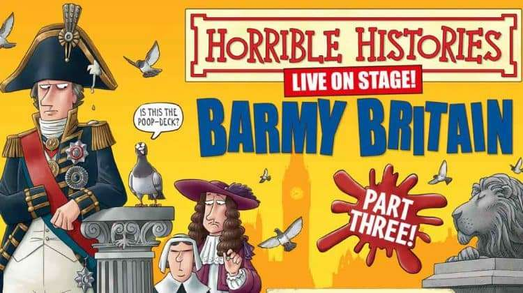 Horrible Histories Barmy Britain Part 3