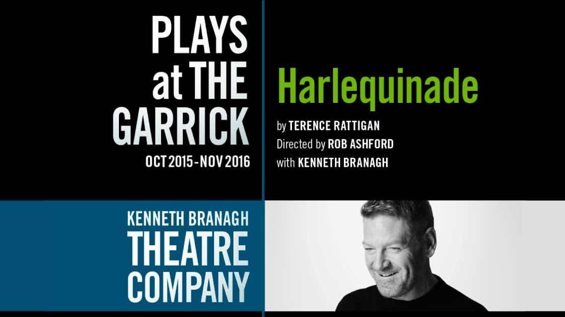 Harlequinade | Garrick Theatre