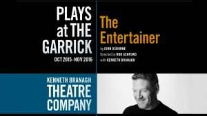Plays at The Garrick | The Entertainer