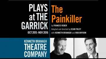 Plays at The Garrick: The Painkiller