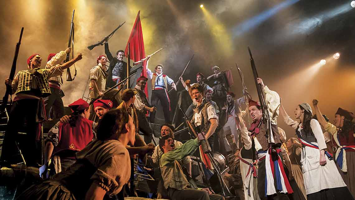 Les Miserables | Les Misérables at the Queen's Theatre
