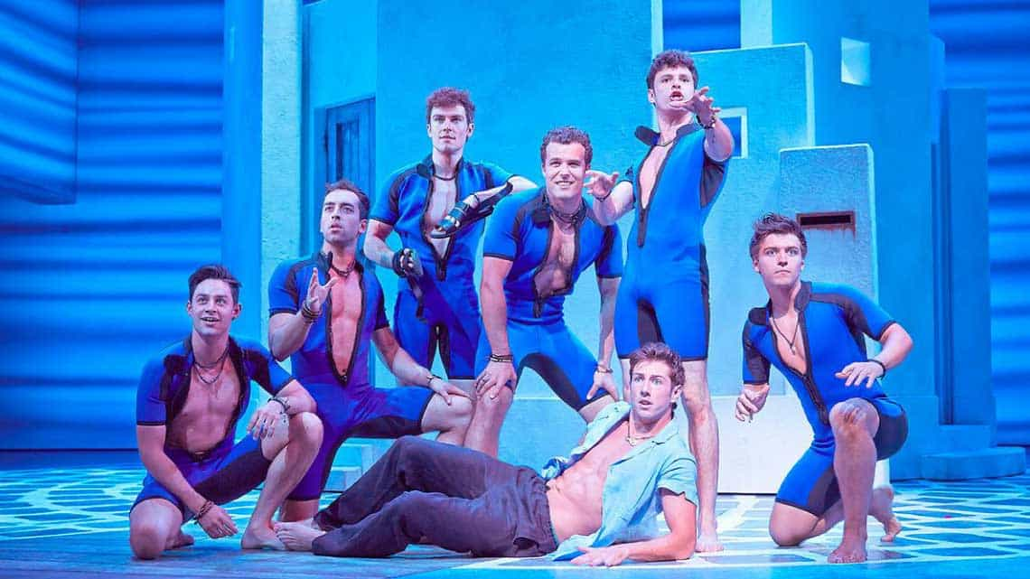 Mamma Mia! | Mamma Mia! at the Novello Theatre