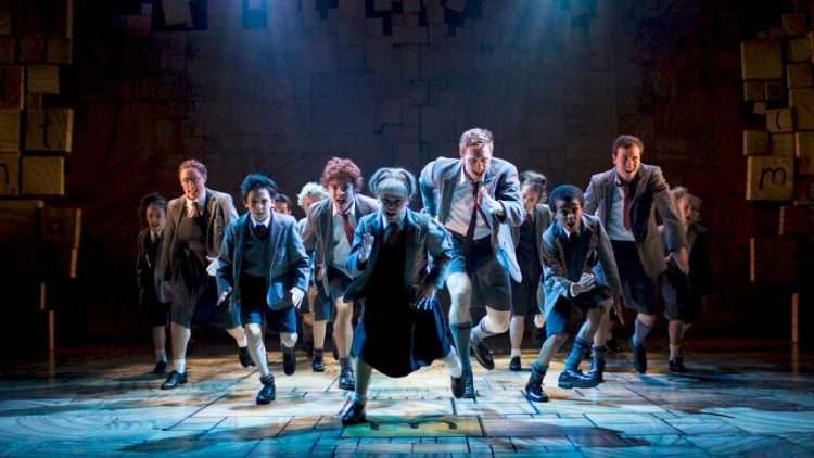 Matilda The Musical | Matilda The Musical at the Cambridge Theatre