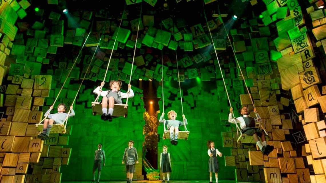 | Matilda The Musical at the Cambridge Theatre