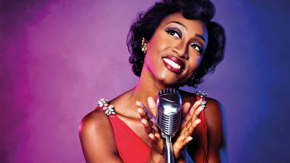 Memphis The Musical | Memphis at the Shaftesbury Theatre starring Beverley Knight
