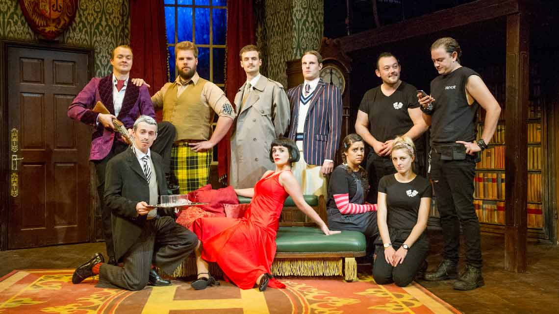 The Play That Goes Wrong | It's so Wrong, It's Right…The Play That Goes Wrong extends booking period