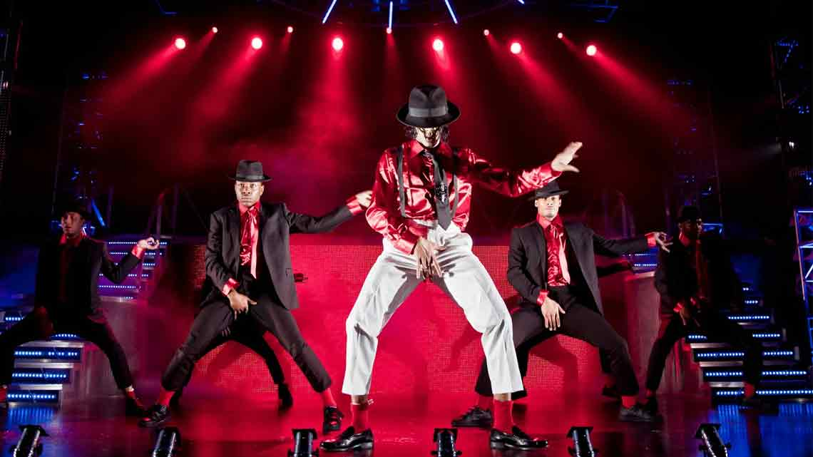 Thriller Live | Lyrics Theatre | Thriller Live