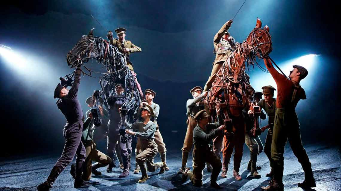 War Horse | New London Theatre | War Horse announces West End closing date