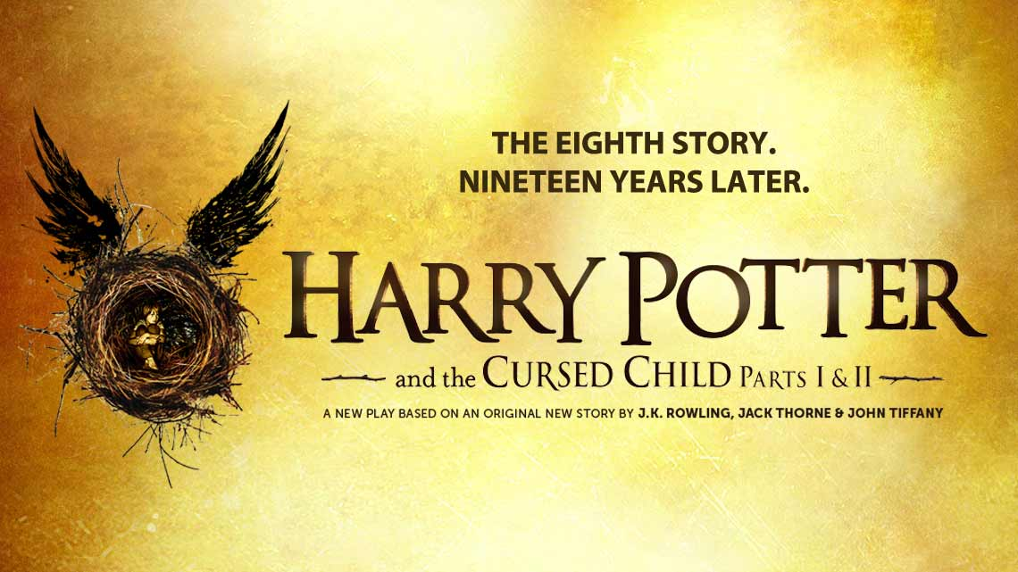 | J.K. Rowling announces plot of Harry Potter and The Cursed Child