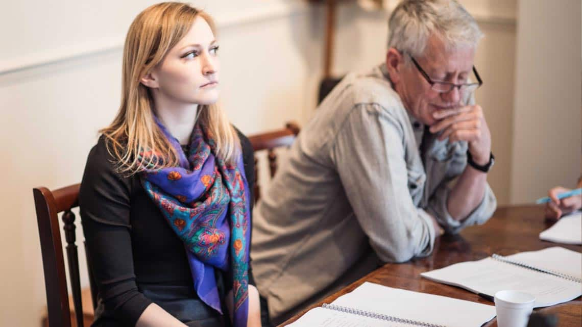 | Photos: The cast of McQueen begin rehearsal for West End transfer