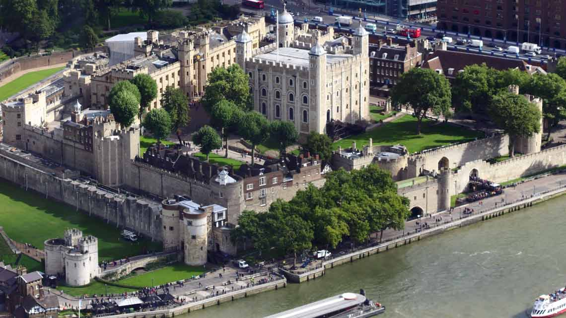 | The Tower of London