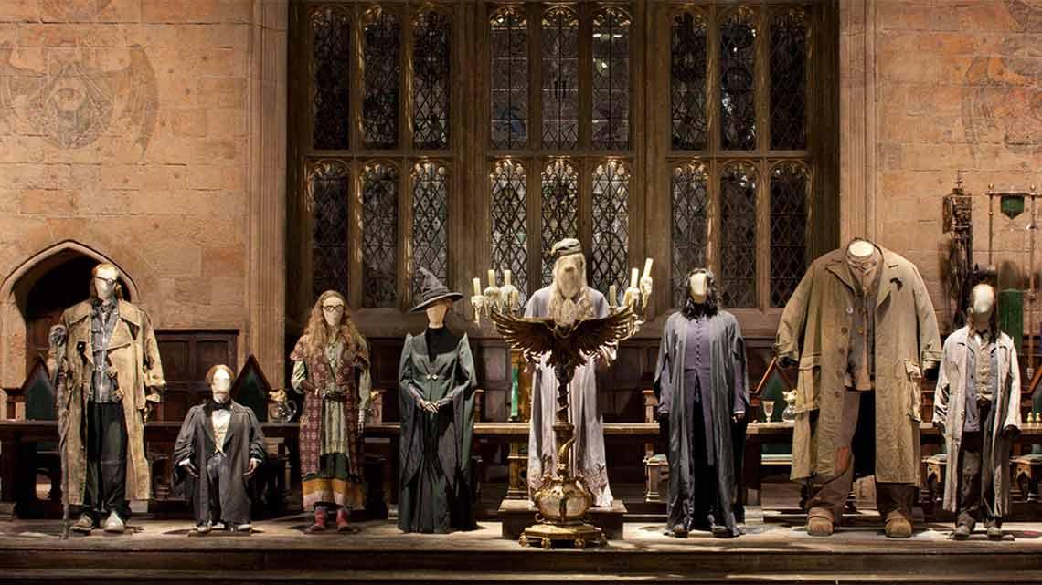 | Warner Bros Tour – The Making of Harry Potter