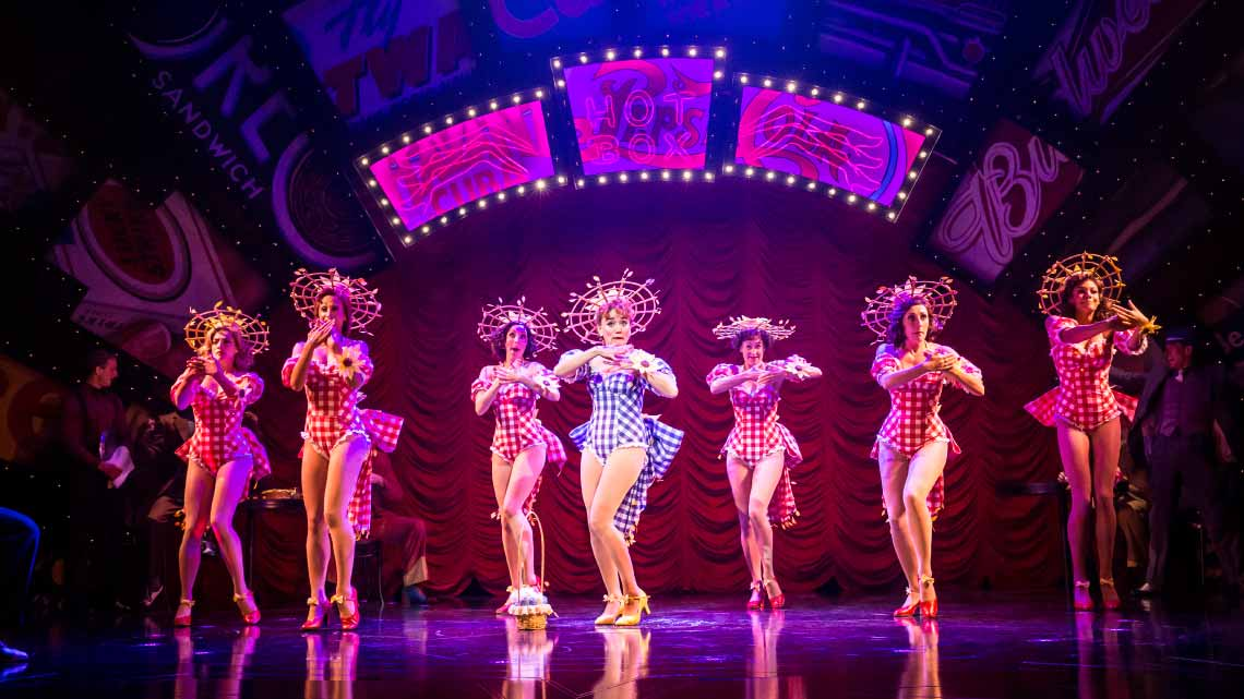 | Reviews round-up: Guys and Dolls at the Savoy Theate