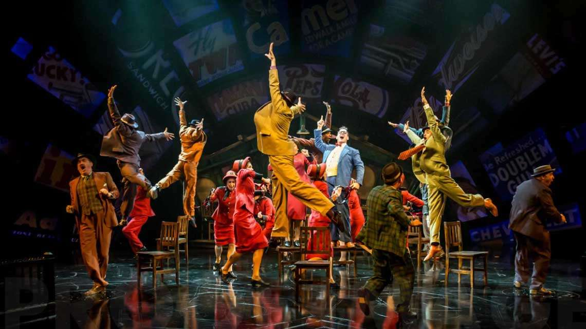 | Guys and Dolls at the Phoenix Theatre