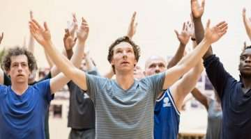 rehearsal picture hamlet barbican