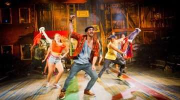 In The Heights | Kings Cross Theatre