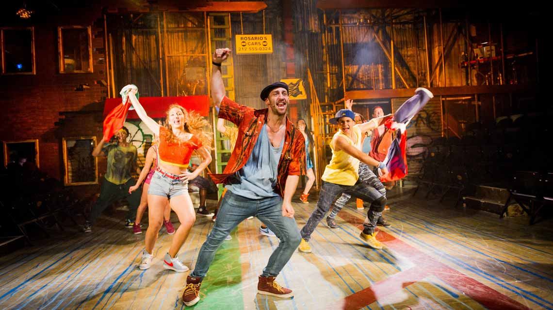 In The Heights | Kings Cross Theatre | In The Heights at the King's Cross Theatre