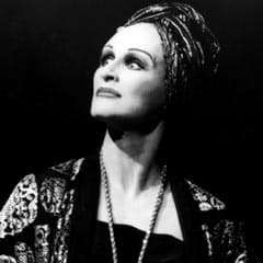 Glen Close as Norma Desmond on Broadway