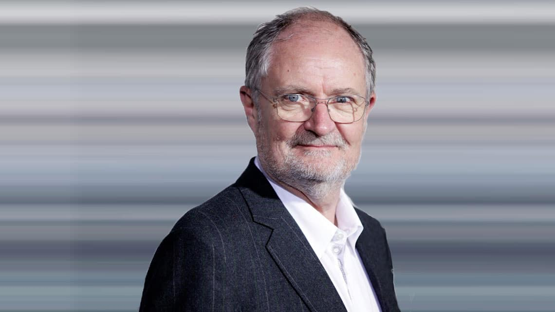 | JIM BROADBENT in A Christmas Carol