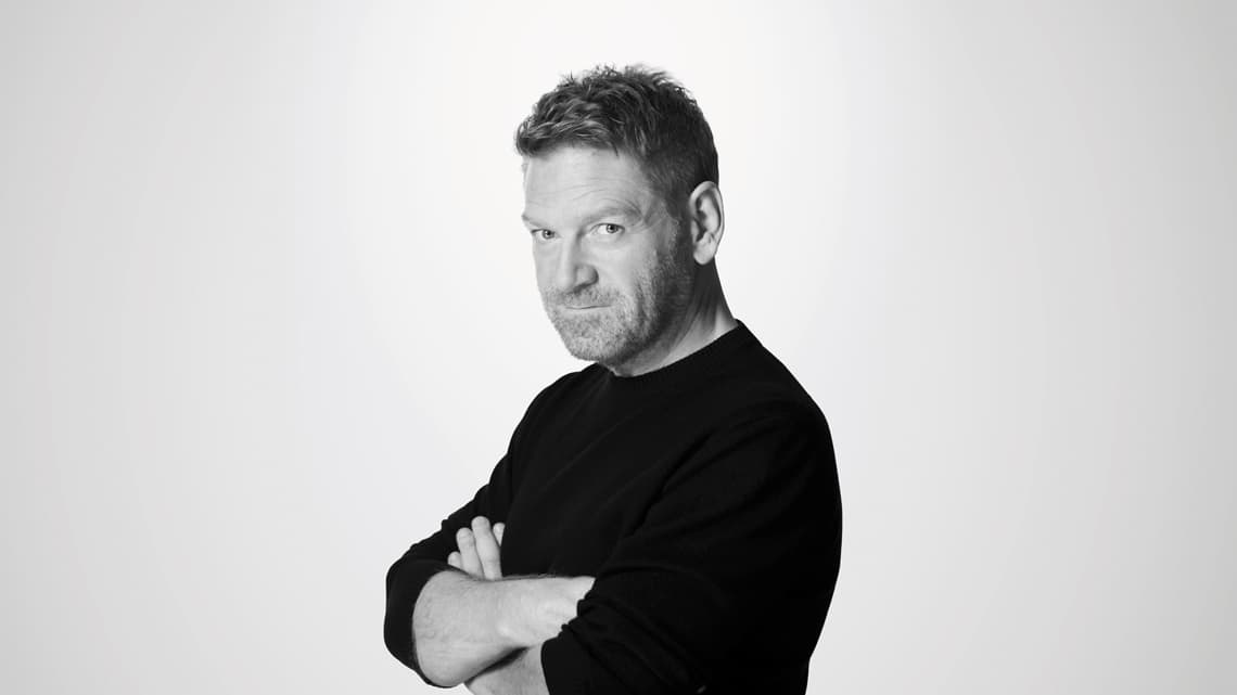 Kenneth Branagh | Plays at the Garrick | Kenneth Branagh's The Entertainer at the Garrick Theatre