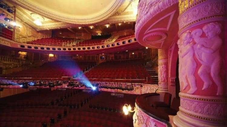 Shaftesbury Theatre London