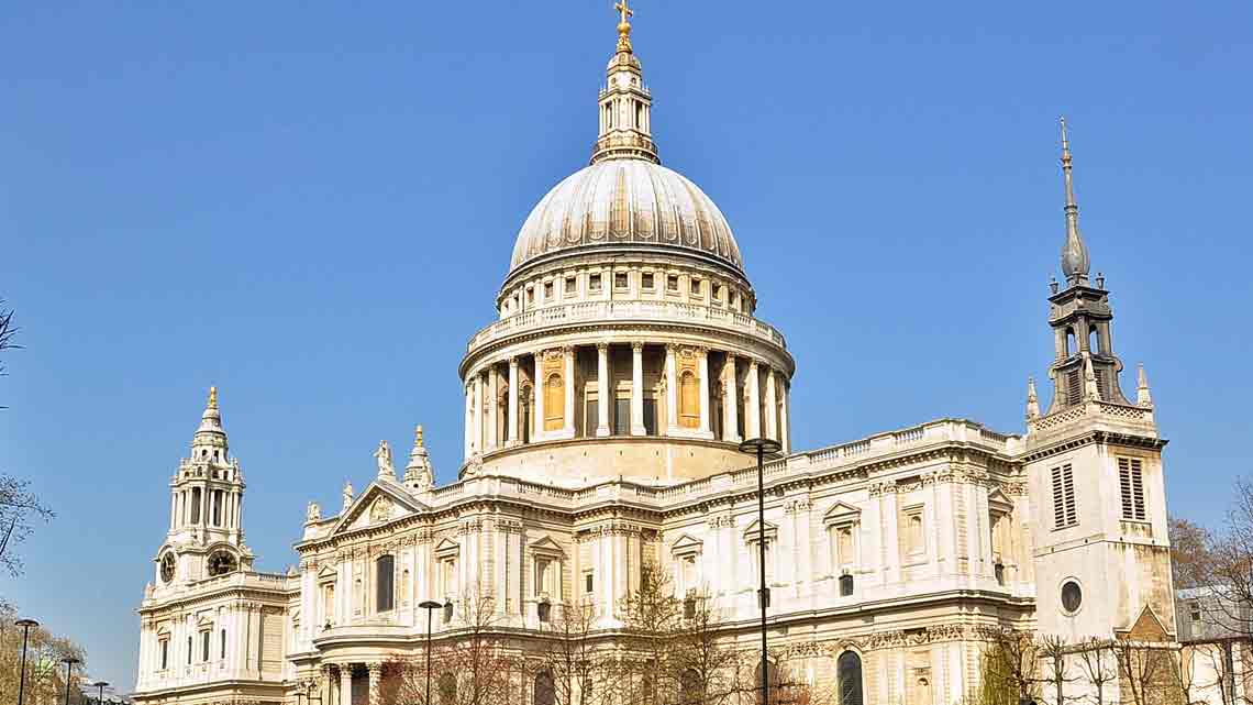 | St Paul's Cathedral – Priority Entrance