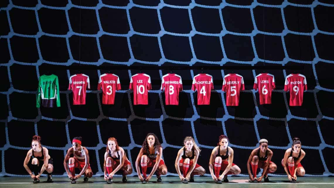 Bend It like Beckham | Phoenix Theatre | Bend It Like Beckham The Musical at the Phoenix Theatre