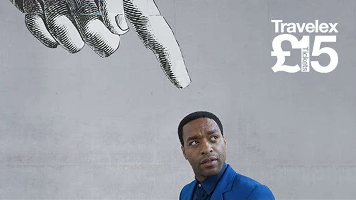 Chiwetel Eejiofor | Everyman | National Theatre | Everyman at the National Theatre