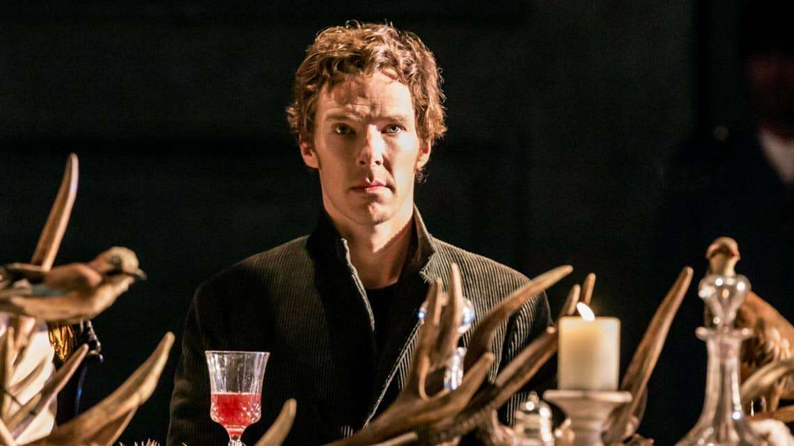| Hamlet starring Benedict Cumberbatch at the Barbican Theatre