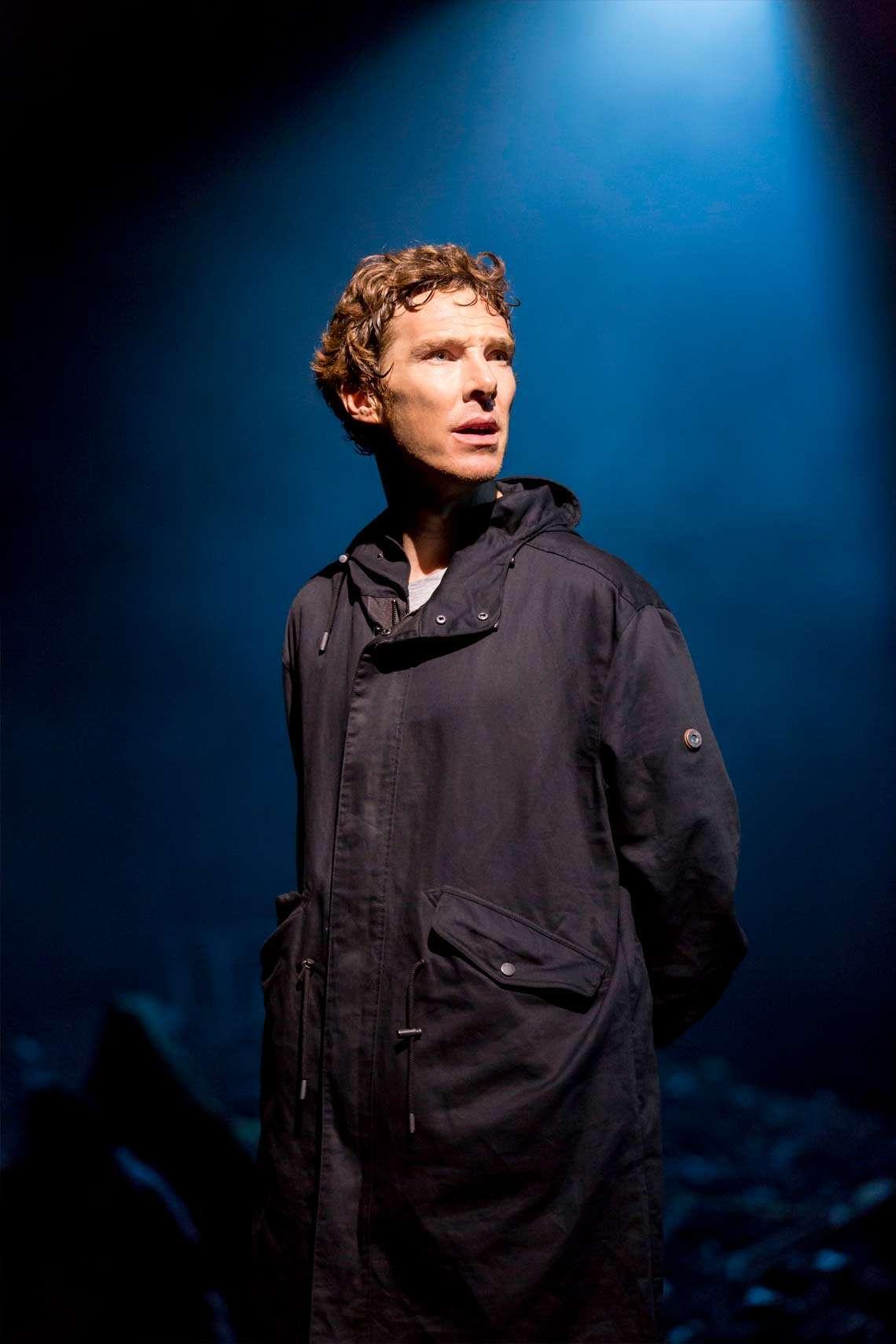 Benedict Cumberbatch|Hamlet |Photo: Johan Persson | Photos: Benedict Cumberbatch in Hamlet at the Barbican