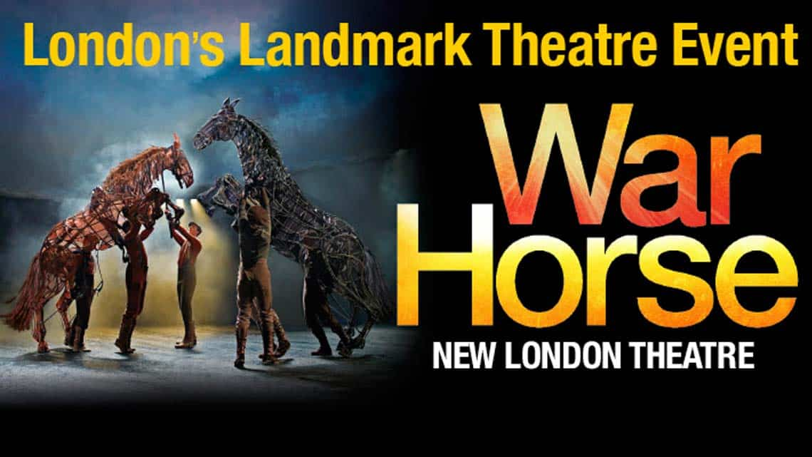 War Horse | New London Theatre