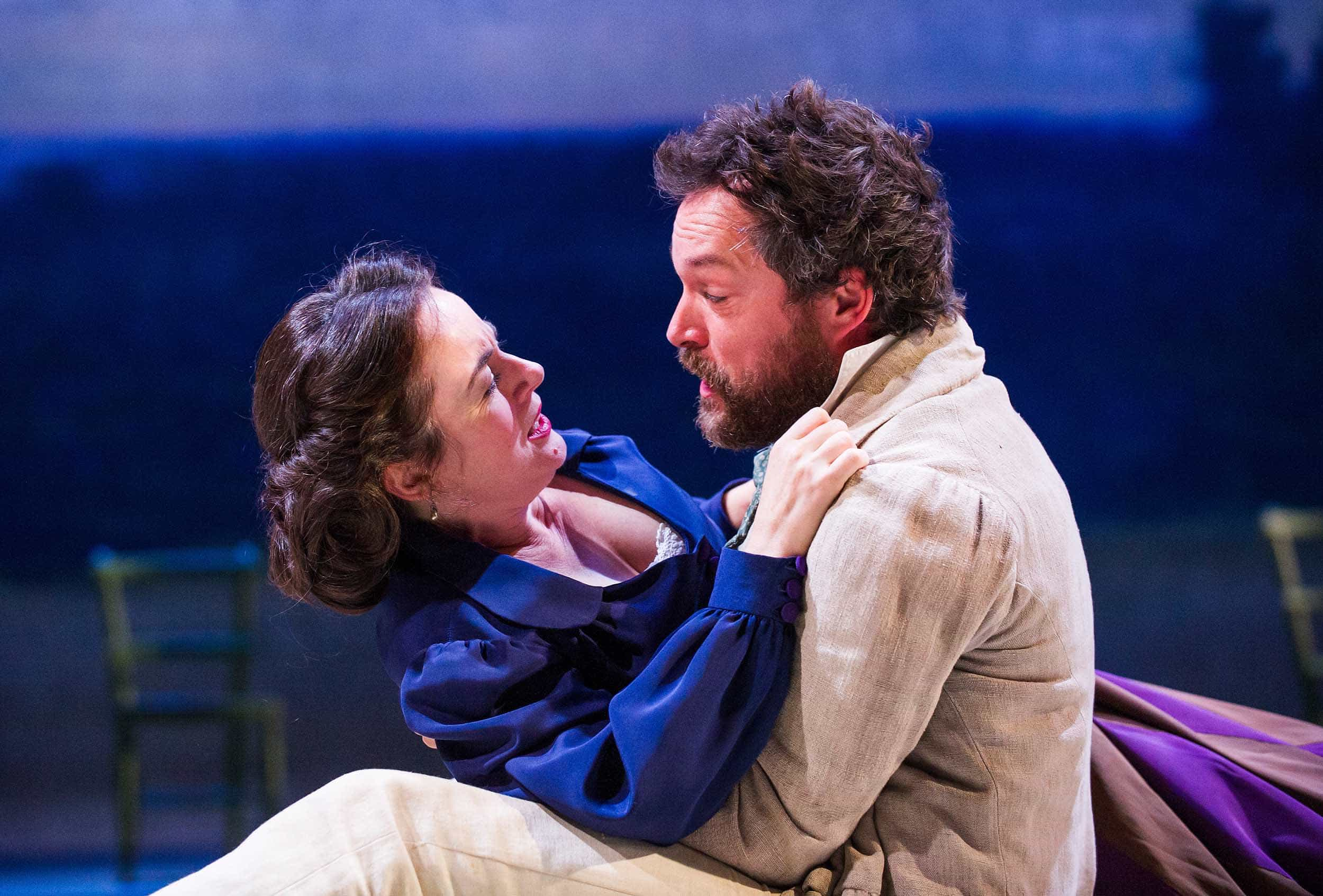 Three Days in the Country by Patrick Marber, after Turgenev |National Theatre | Three Days in the Country at the National Theatre