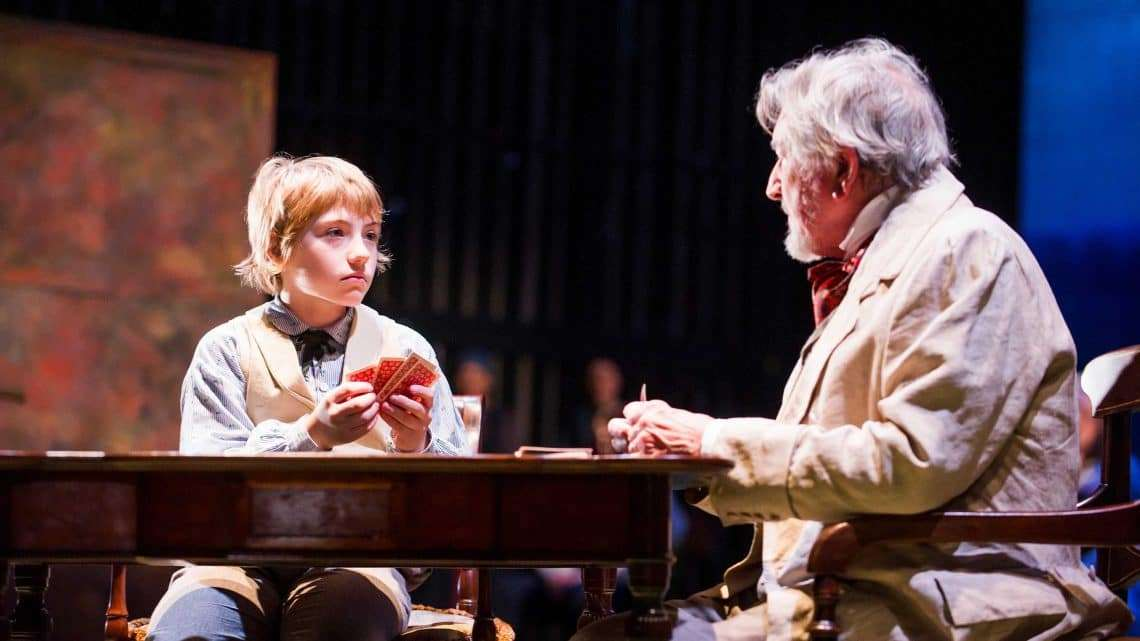 Three Days in the Country by Patrick Marber, after Turgenev |National Theatre