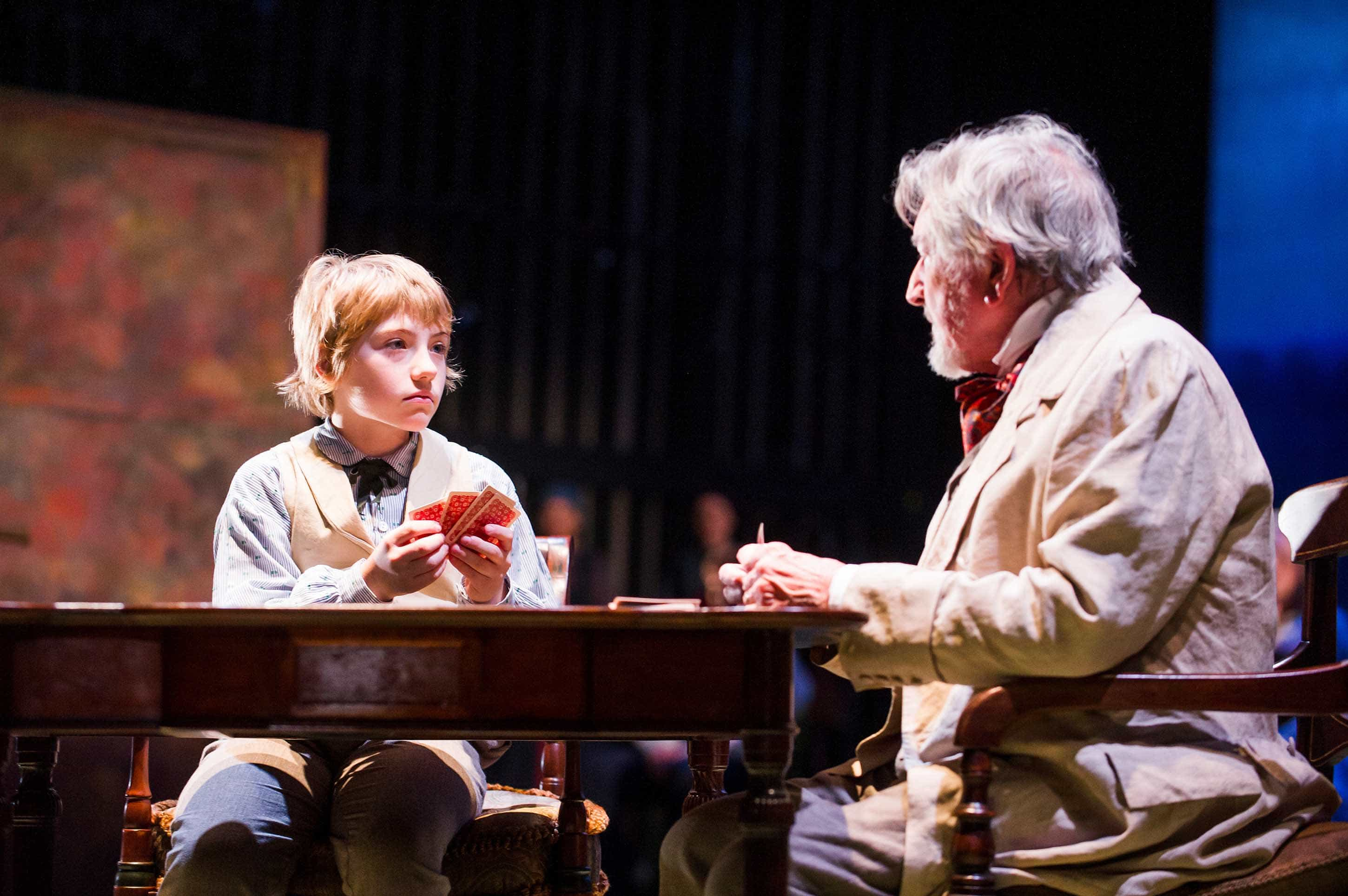 Three Days in the Country by Patrick Marber, after Turgenev |National Theatre | Photos: Three Days in the Country at the National Theatre