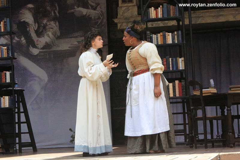The Heresy of Love|Shakespeares Globe | Photo: Roy Tan | Photos: The Heresy of Love at Shakespeares Globe